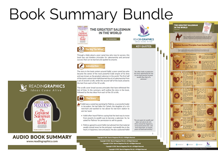 The Greatest Salesman in the World summary_book summary bundle