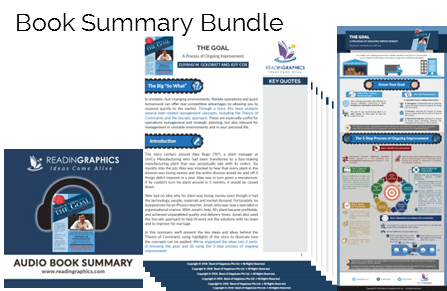 The Goal A Process of Ongoing Improvement summary_book summary bundle