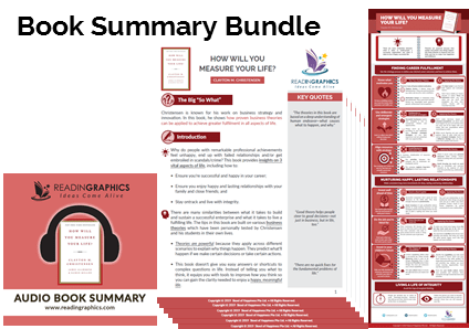 How Will You Measure your Life summary_book summary bundle