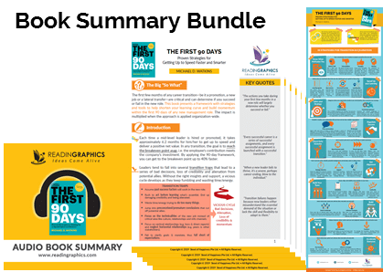 The First 90 Days Summary_Book Summary Bundle