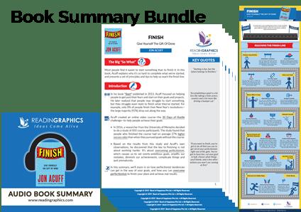 Finish Jon Acuff_Book summary bundle
