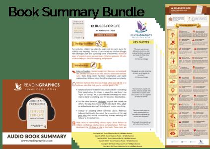 12 Rules for Life summary_book summary bundle