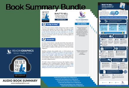 Built to Sell summary_book summary bundle