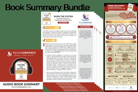 Work the System summary_Book summary