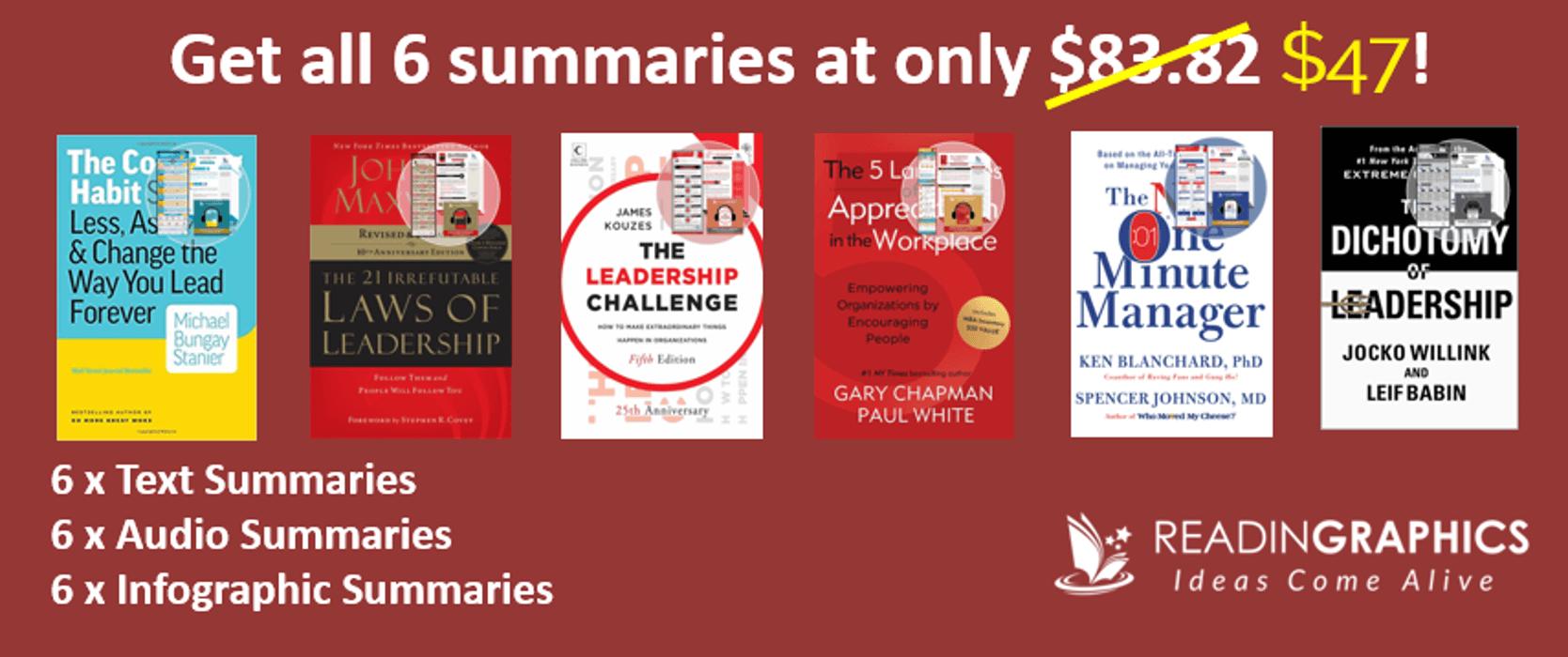 Best Leadership Books_book summary bundle1