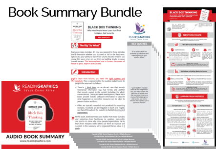 Black Box Thinking summary_Book Summary Bundle