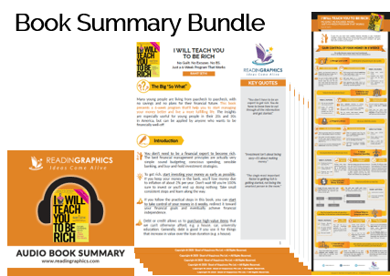 I Will Teach You To Be Rich summary_Book Summary Bundle