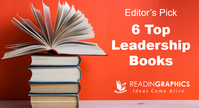 6 Best Leadership Books For Leaders At Any Level Readingraphics
