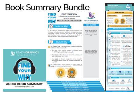 Find your Why summary_Book summary bundle
